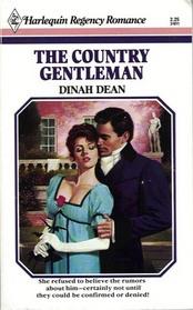 The Country Gentleman (Harlequin Regency Romance, No 11)