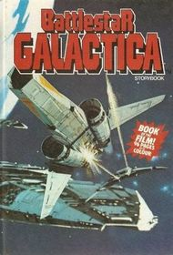 BATTLESTAR GALACTICA STORYBOOK.