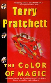 The Color of Magic (Discworld, Bk 1)