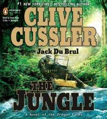 The Jungle (Oregon Files, Bk 8) (Audio CD) (Abridged)