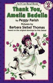 Thank You, Amelia Bedelia (I Can Read Book, Level 2)