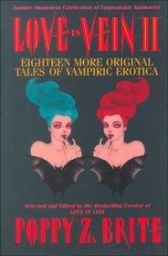 Love in Vein II: 18 More Tales of Vampiric Erotica