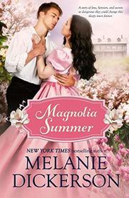 Magnolia Summer: A Southern Historical Romance (Southern Seasons)