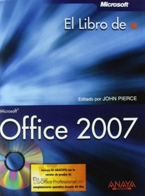 Microsoft Office 2007/ 2007 Microsoft Office System, Inside Out (Spanish Edition)