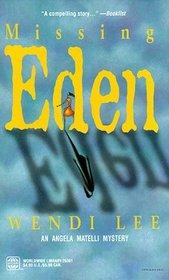 Missing Eden (Angela Matelli, Bk 2)