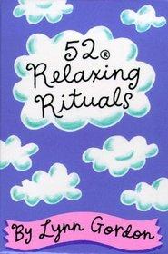 52 Relaxing Rituals (52 Decks)