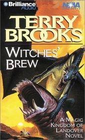 Witches' Brew (Magic Kingdom of Landover, Bk 5) (Audio Cassette) (Abridged)