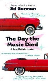 The Day the Music Died (Sam McCain, Bk 1)