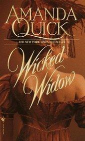 Wicked Widow (Vanza, Bk 2)