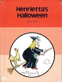 Henrietta's Halloween (An Imagination Book)