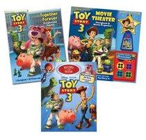 Disney Pixar Toy Story 3 Holiday Gift Set