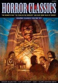 Horror Classics: Graphic Classics, Volume Ten (Graphic Classics)