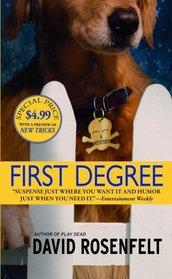 First Degree (Andy Carpenter, Bk 2)