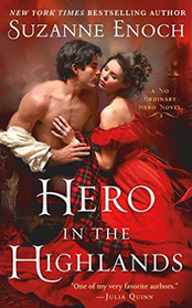 Hero in the Highlands (No Ordinary Hero, Bk 1)