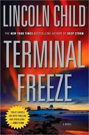 Terminal Freeze (Jeremy Logan, Bk 2)