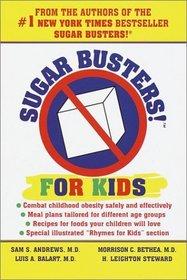 Sugar Busters! for Kids (Sugar Busters!)