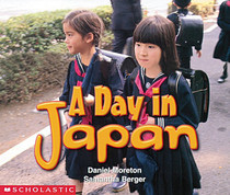 A Day in Japan (Social Studies Emergent Readers)