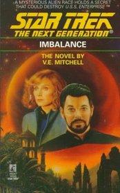 Imbalance (Star Trek The Next Generation, No 22)