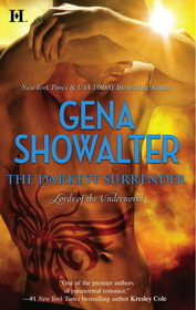 The Darkest Surrender (Lords of the Underworld, Bk 11)