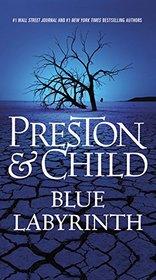 Blue Labyrinth (Pendergast, Bk 14)