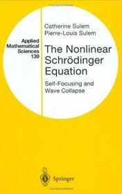 Nonlinear Schroedinger Equations: Self-Focusing and Wave Collapse (Applied Mathematical Sciences/139)