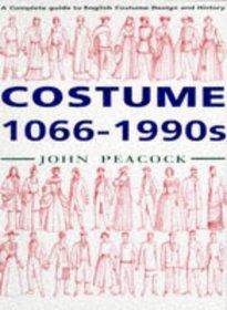 Costume: 1066-1990s