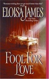 Fool for Love (Duchess Quartet, Bk 2)