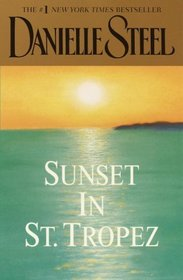 Sunset in St. Tropez (Large Print)