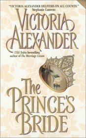 The Prince's Bride (Effington Family & Friends, Bk 4)