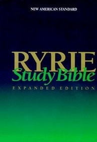 Ryrie Study Bible: New American Standard Bible