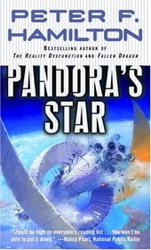 Pandora's Star (Commonwealth Saga, Bk 1)
