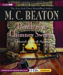 Death of a Chimney Sweep: A Hamish Macbeth Mystery