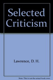 Selected Criticism