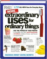 More...extraordinary Uses for Ordinary Things