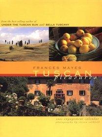 Tuscan Pleasures 2002 Engagement Calendar