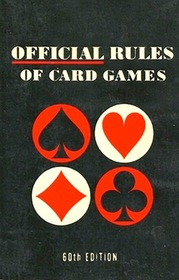 Official Rules of Card Games (60th Edition)