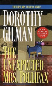 The Unexpected Mrs. Pollifax (aka Mrs. Pollifax, Spy) (Mrs. Pollifax, Bk 1)