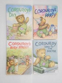 Corduroy Board Book Collection (Corduroy Ser.)