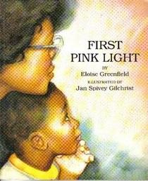 First Pink Light