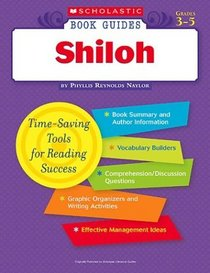 Scholastic Book Guides: Shiloh (Phyllis Reynolds Naylor) (Scholastic Book Guides)