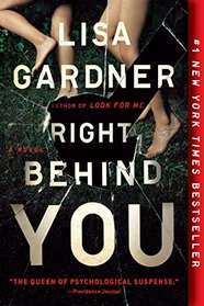 Right Behind You (Quincy & Rainie, Bk 7)