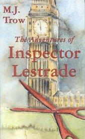 The Adventures of Inspector Lestrade (Lestrade, Bk 1)