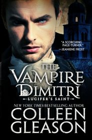 The Vampire Dimitri (The Draculia Vampire Trilogy) (Volume 2)