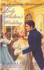 Lady Whilton's Wedding