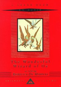 Wonderful Wizard of Oz (Everyman's Library Children's Classic)