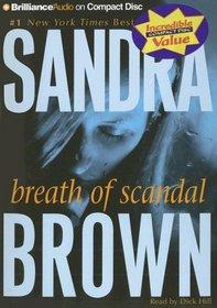 Breath of Scandal (Audio CD) (Abridged)