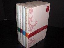 Robert Frost, Edger Allan Poe, Carl Sandburg, W.B. Yeats (The Library of Classic Poets, 4 Volumes)