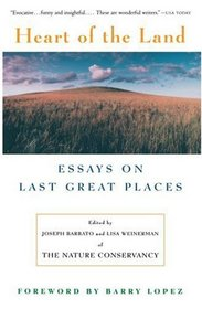 Heart of the Land : Essays on Last Great Places