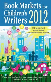 Book Markets for Children's Writers 2012