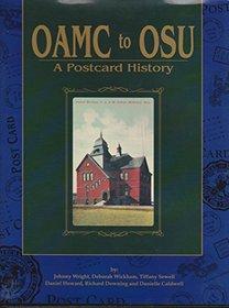 OAMC to OSU: A postcard history